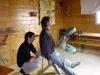 Amma Sud - Massages de bien-être - massage assis