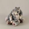 ours en céramique par Cherryl Taylor
