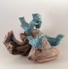 oiseaux en céramique par Cherryl Taylor