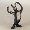 animal en céramique par Cherryl Taylor
