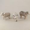 moutons en céramique par Cherryl Taylor