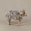 mouton en céramique par Cherryl Taylor