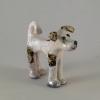 chien en céramique par Cherryl Taylor